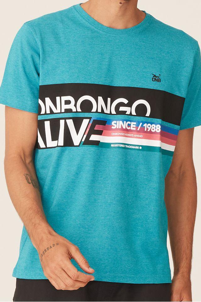 Camiseta-Onbongo-Especial-Azul-Mescla