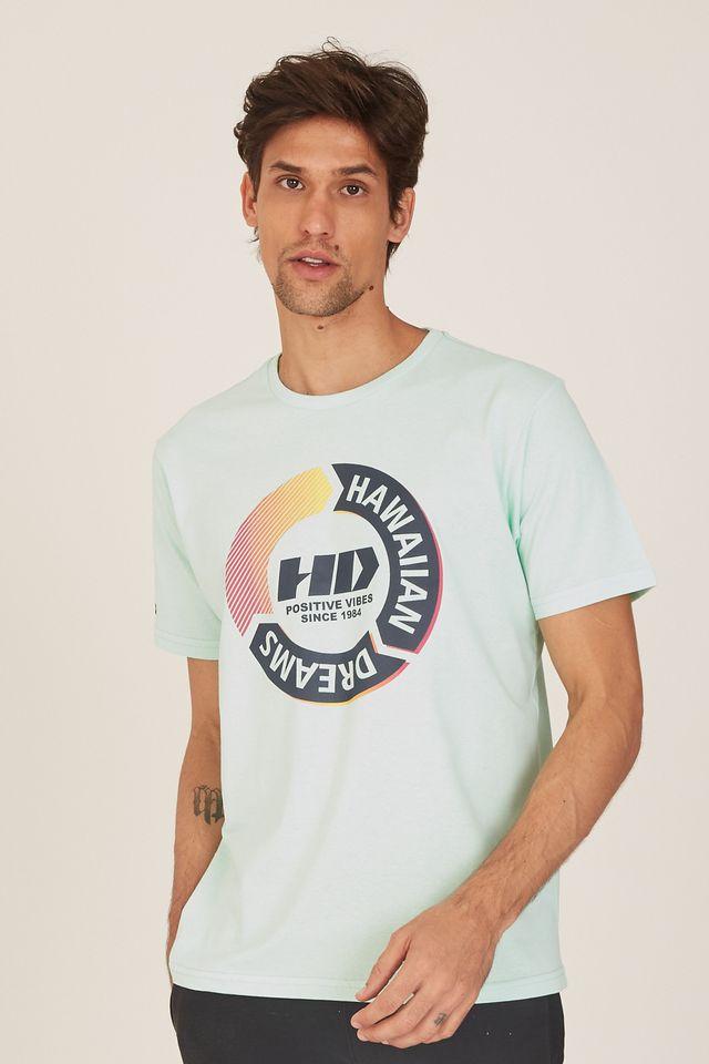 Camiseta-HD-Estampada-Verde