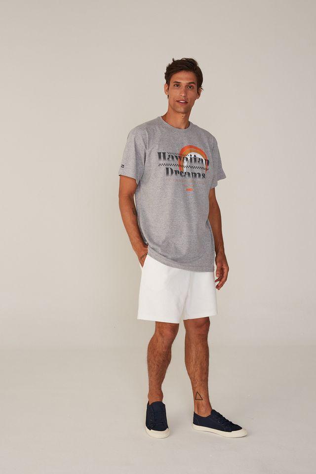 Camiseta-HD-Plus-Size-Estampada-Cinza-Mescla-Escuro