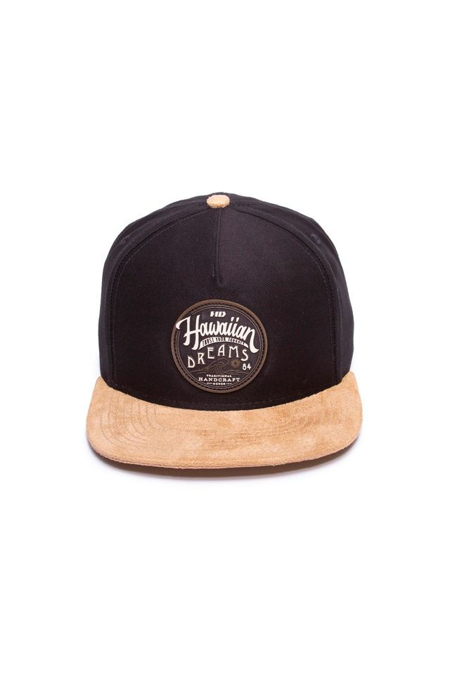 Bone-Hawaiian-Dreams-Aba-Reta-Snapback-Preto