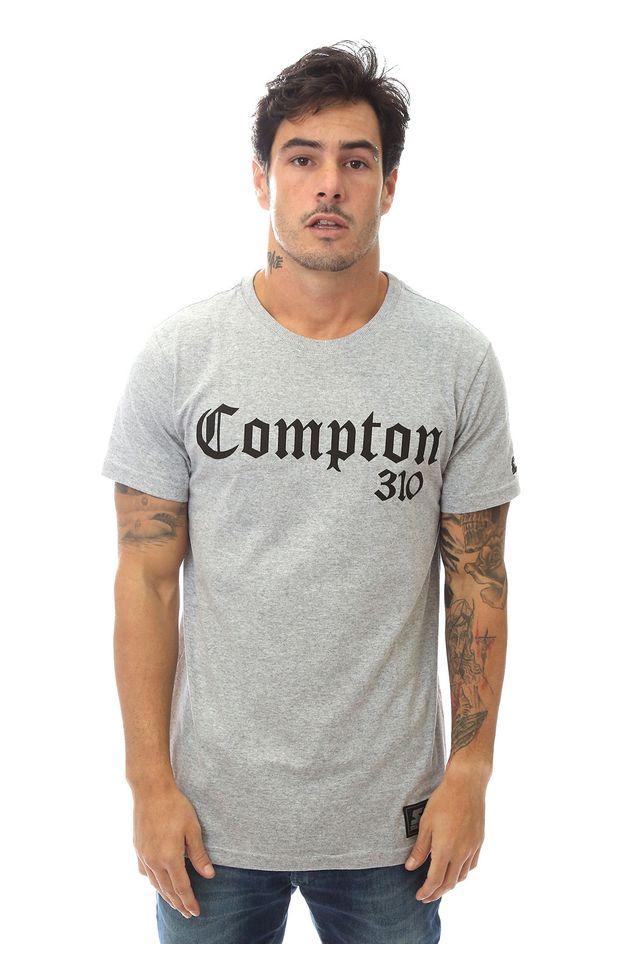 Camiseta-Starter-Estampada-Compton-310-Cinza