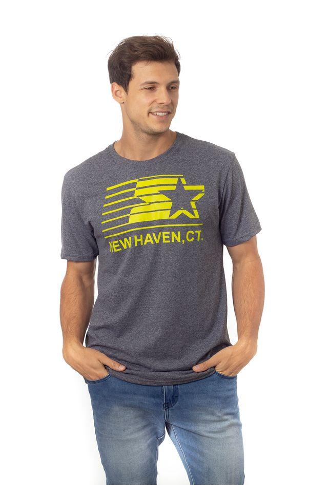 Camiseta-Starter-Estampada-New-Haven-Big-Logo-Cinza