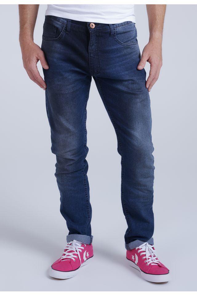 Calca-Jeans-Hawaiian-Dreams-Slim-Confort-Fit-Azul